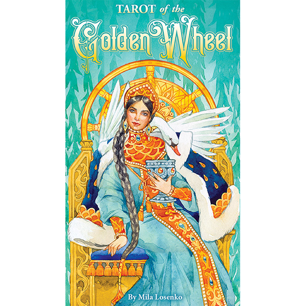 Tarot of the Golden Wheel 3