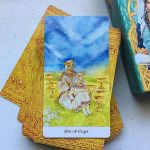 Tarot of the Golden Wheel 12