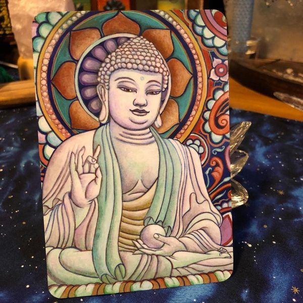 Wisdom of the Buddha Mindfulness Deck 4