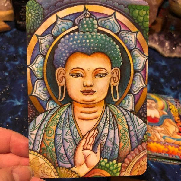 Wisdom of the Buddha Mindfulness Deck 5
