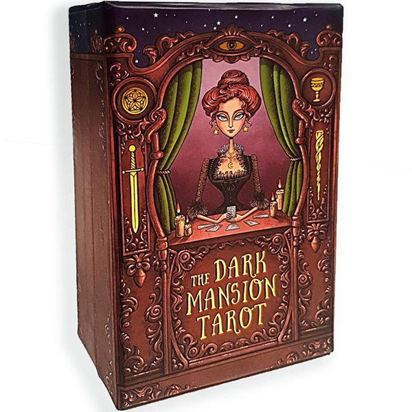 Dark Mansion Tarot 1