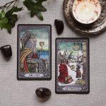 Dark Mansion Tarot 15