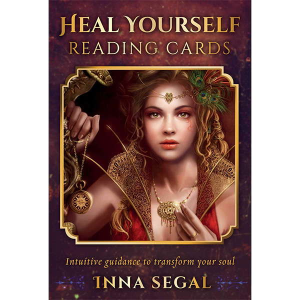 Heal Yourself Reading Cards 12