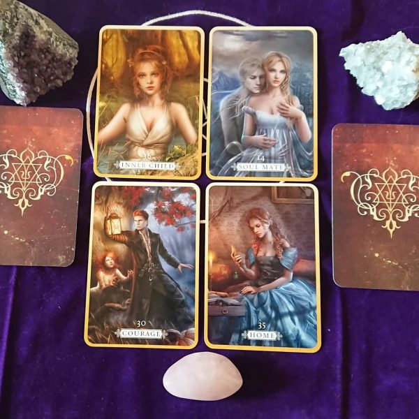 Heal Yourself Reading Cards 7