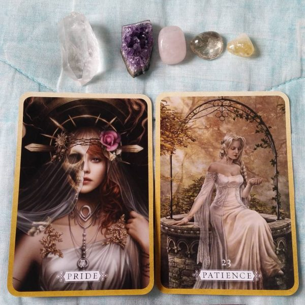 Heal Yourself Reading Cards 8