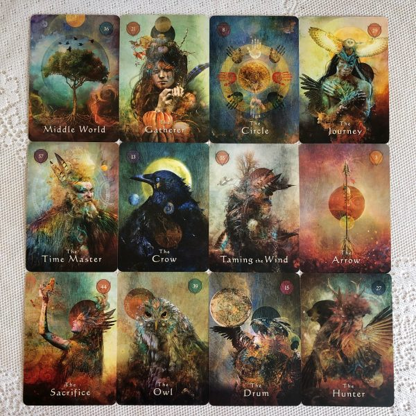 Mystical Shaman Oracle 11