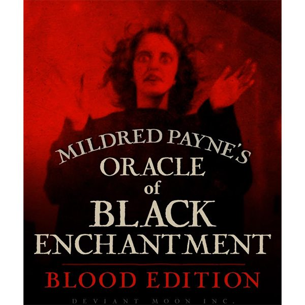 Oracle of Black Enchantment Blood Edition 1