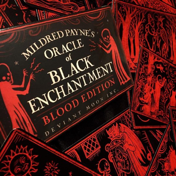 Oracle of Black Enchantment Blood Edition 9