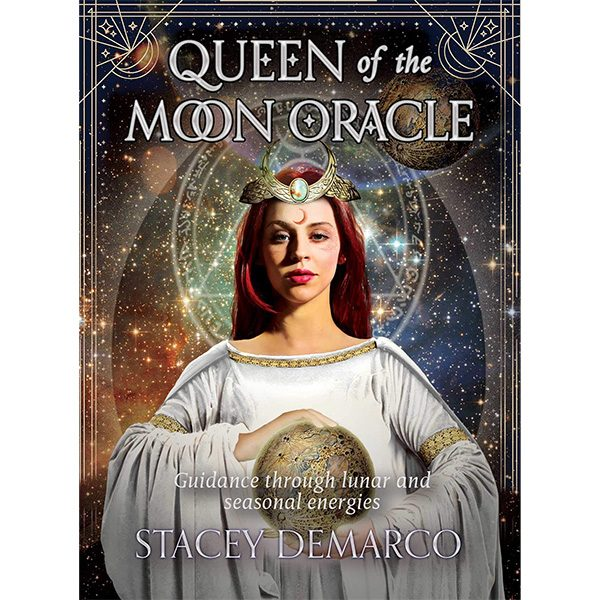 Queen of The Moon Oracle 8