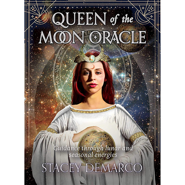 Queen of the Moon Oracle 9
