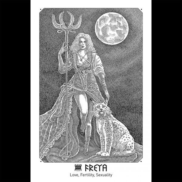 Yggdrasil Norse Divination Cards 4