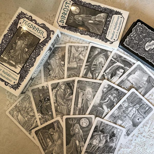 Yggdrasil Norse Divination Cards 7