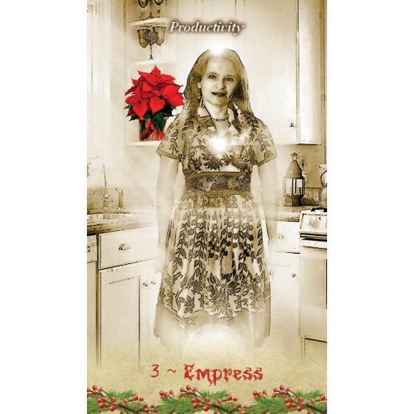 A Christmas Tarot 5