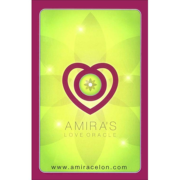 Amira's Love Oracle Cards 7