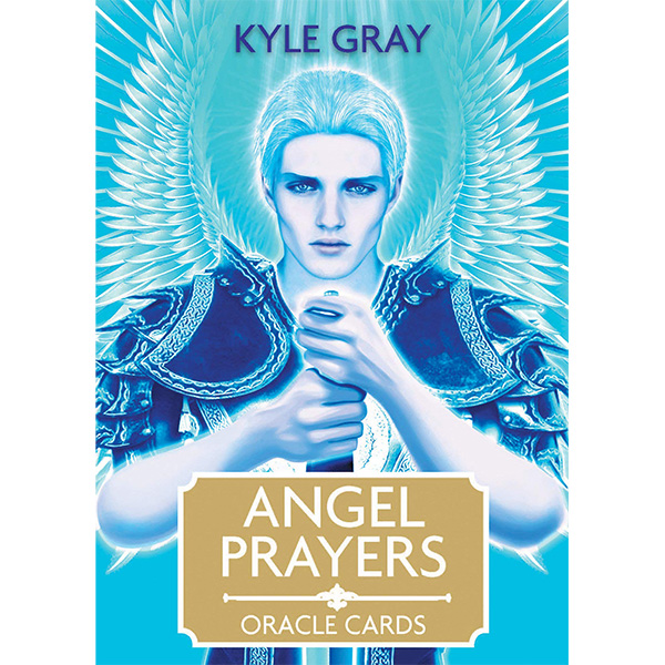 Angel Prayers Oracle Cards 12