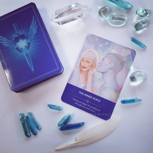 Angel Prayers Oracle Cards 6