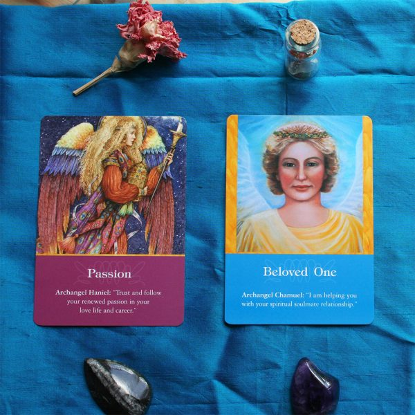 Angel Prayers Oracle Cards 7