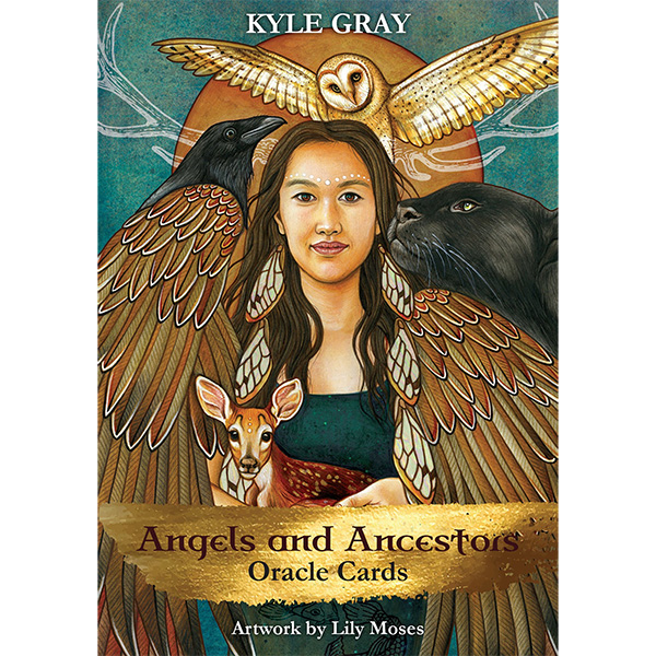 Angels and Ancestors Oracle Cards 7