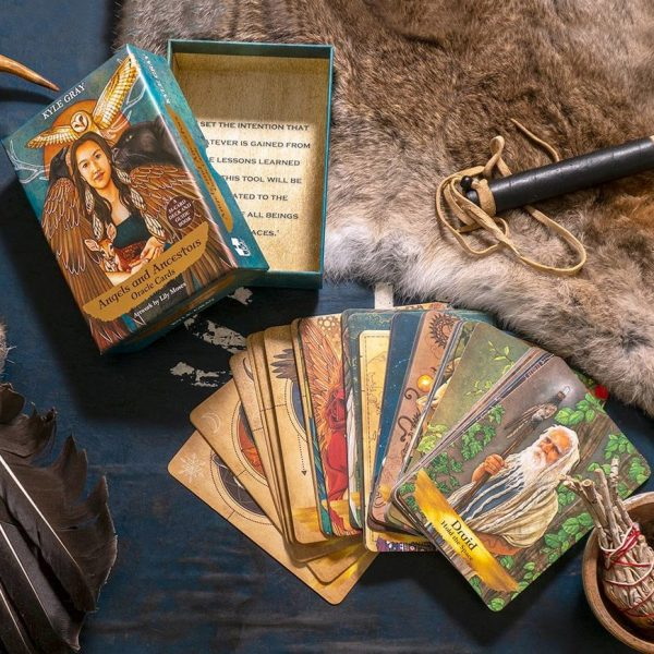 Angels and Ancestors Oracle Cards 8