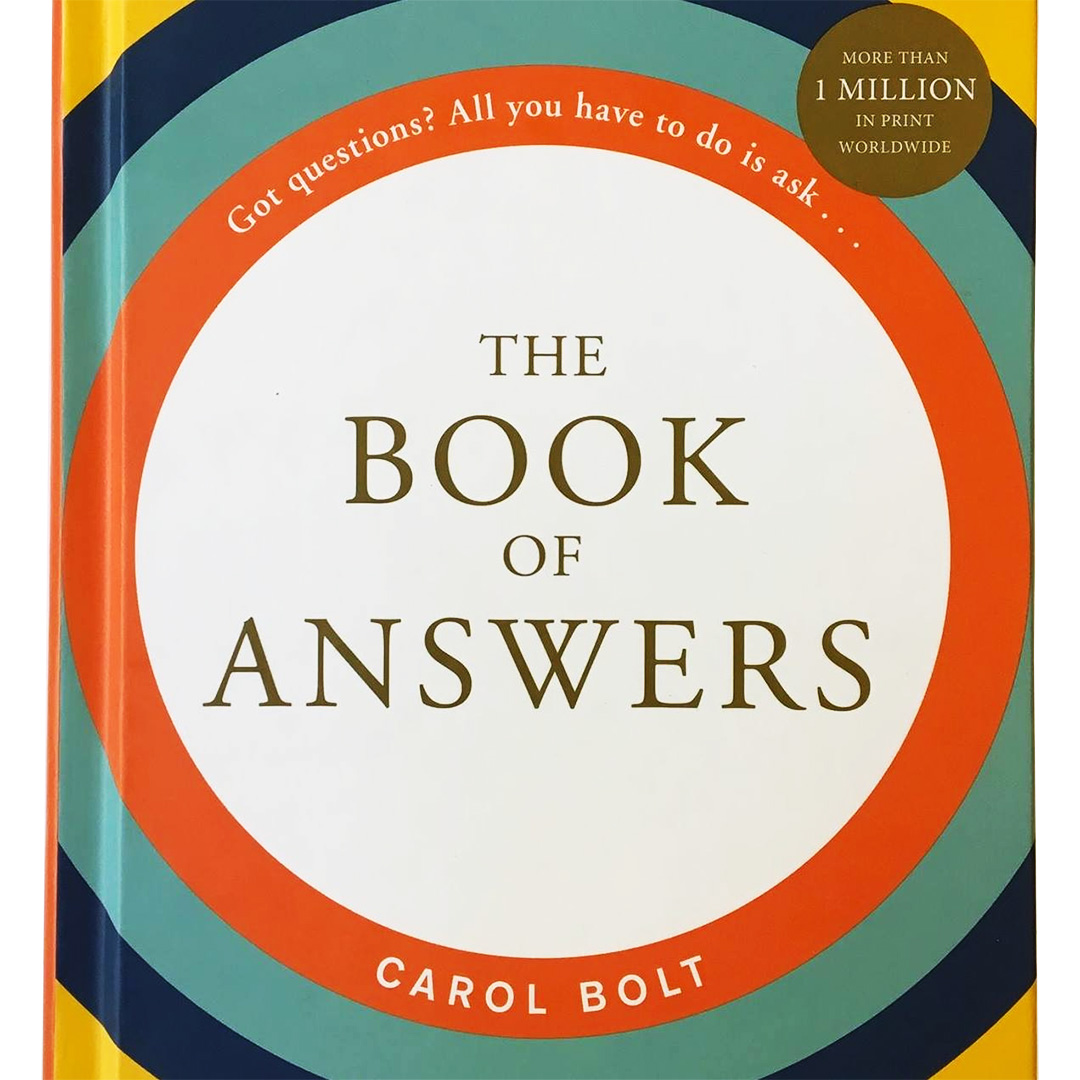 Book of Answers 25