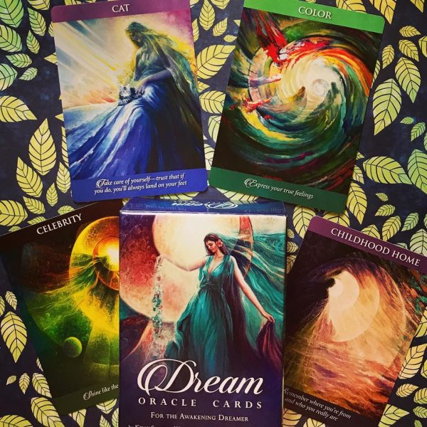 Dream Oracle Cards 11