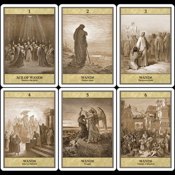 Great Bible Tarot 7
