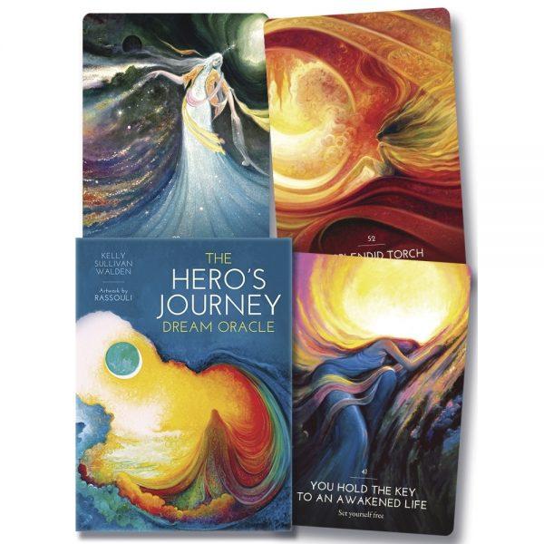 Heros Journey Dream Oracle 10