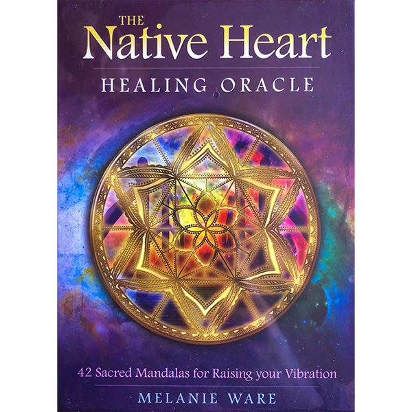 Native Heart Healing Oracle 1