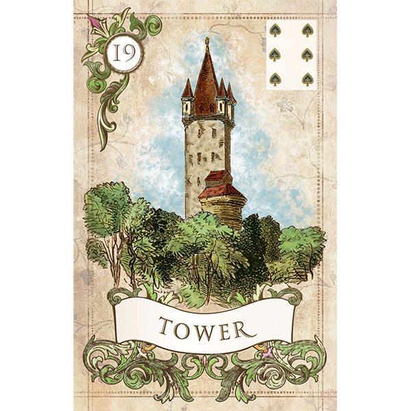 Old Style Lenormand 2