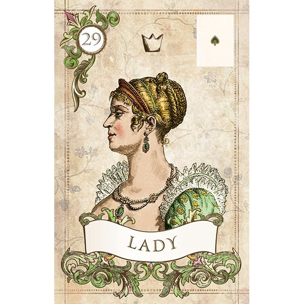 Old Style Lenormand 3