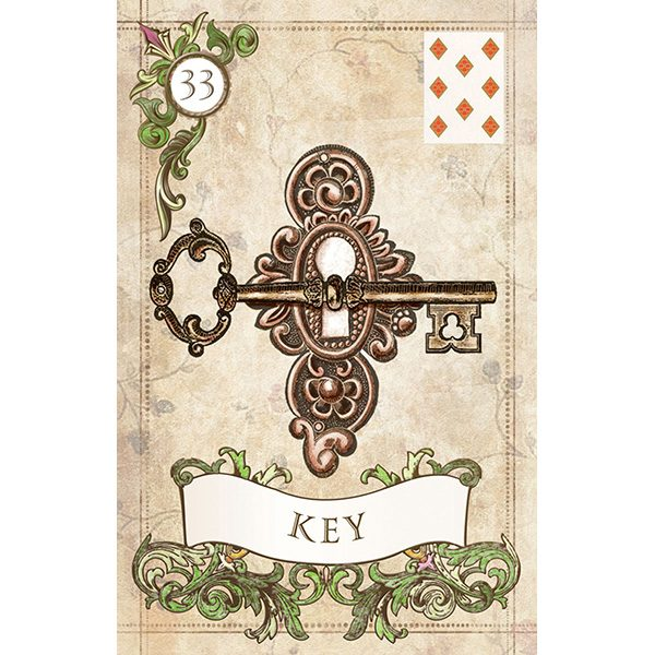 Old Style Lenormand 7