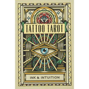 Tattoo Tarot Ink & Intuition 12