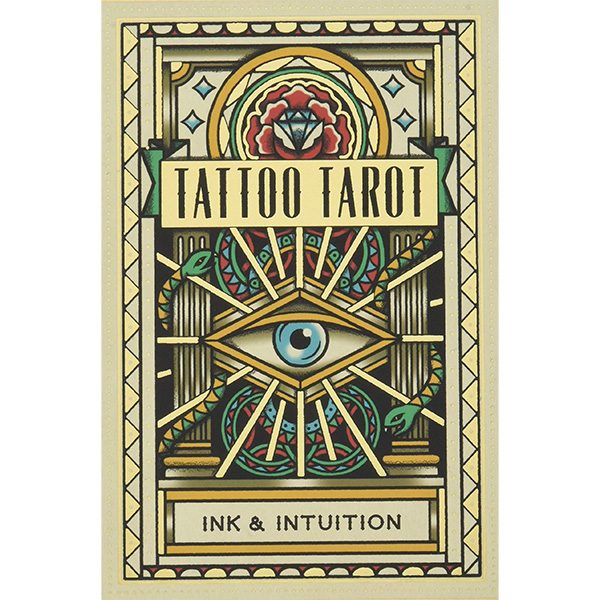 Tattoo Tarot 1