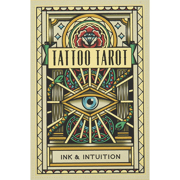 Tattoo Tarot Ink & Intuition 16