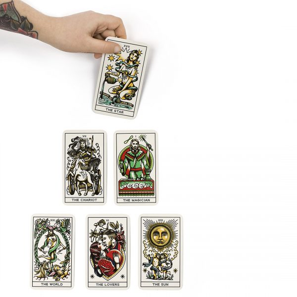 Tattoo Tarot 13