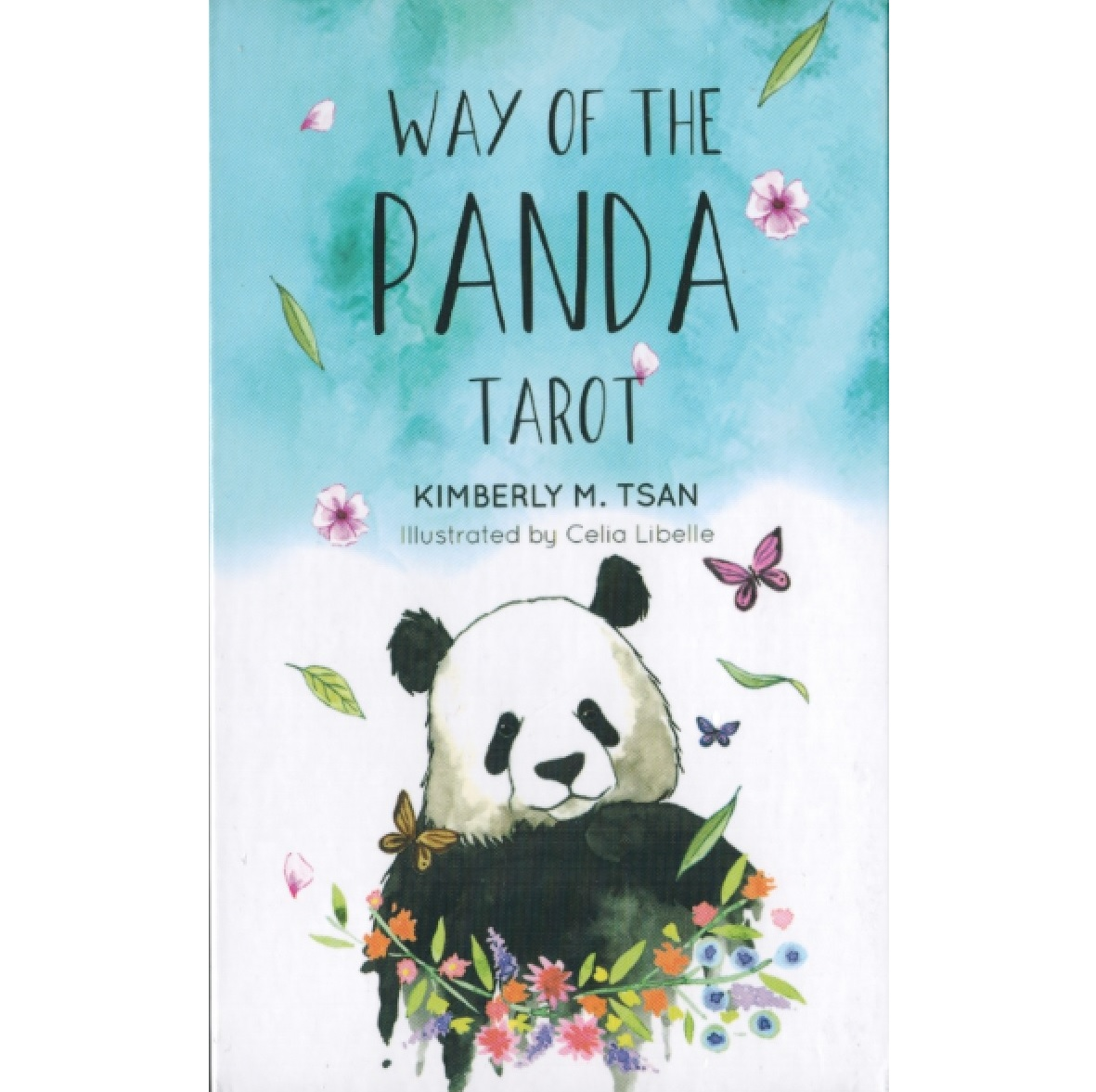 Way of the Panda Tarot 5