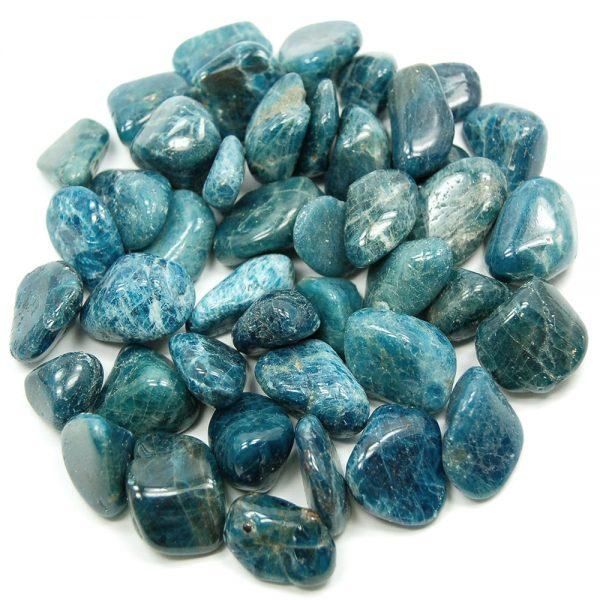 Blue Apatite 1