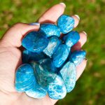 Blue Apatite 3