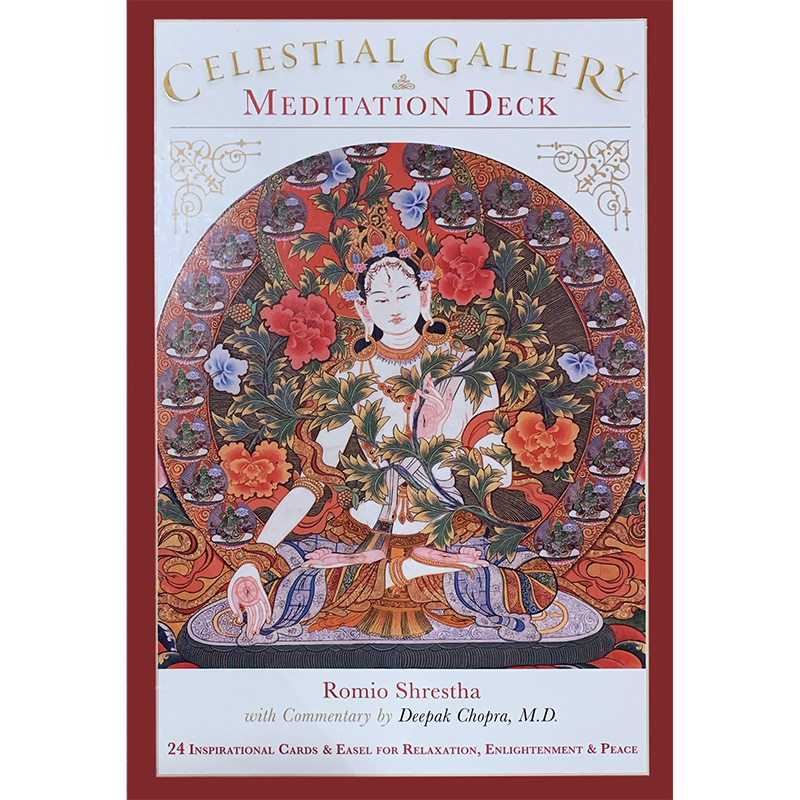 Celestial Gallery Meditation Deck 35