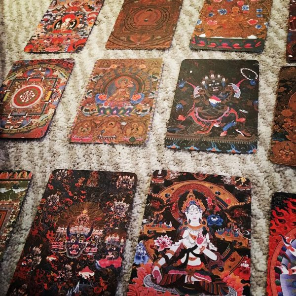 Celestial Gallery Meditation Deck 4
