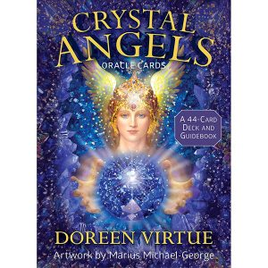 Crystal Angels Oracle Cards 22