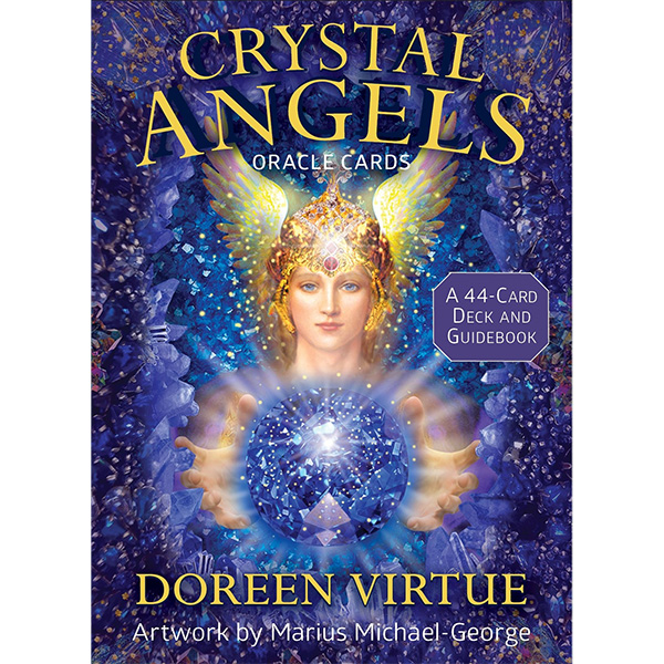 Crystal Angels Oracle Cards 9