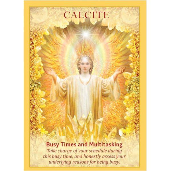 Crystal Angels Oracle Cards 3