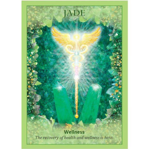 Crystal Angels Oracle Cards 4