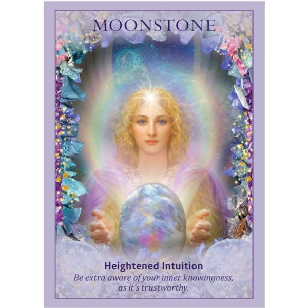 Crystal Angels Oracle Cards 6