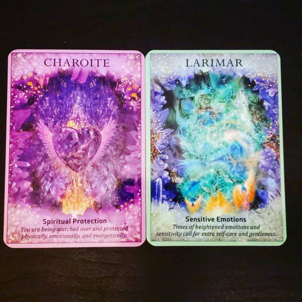 Crystal Angels Oracle Cards 8