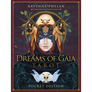 Dreams of Gaia Tarot - Pocket Edition 2
