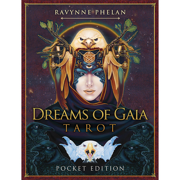 Dreams of Gaia Tarot - Pocket Edition 3
