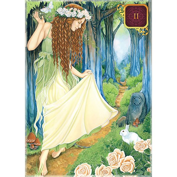 Dreams of Gaia Tarot – Pocket Edition 5