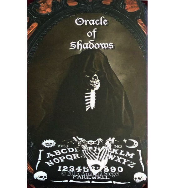 Oracle of Shadows 22